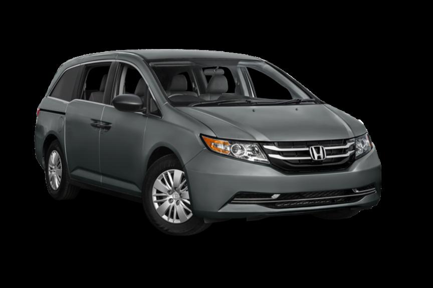 2015 Honda Odyssey vs. 2015 Dodge Grand Caravan.