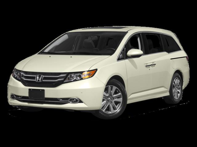 2017 Honda Odyssey Touring Auto Ratings.