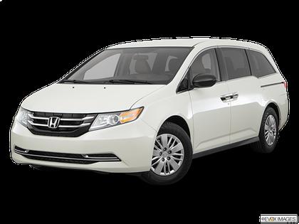 2017 Honda Odyssey Review.