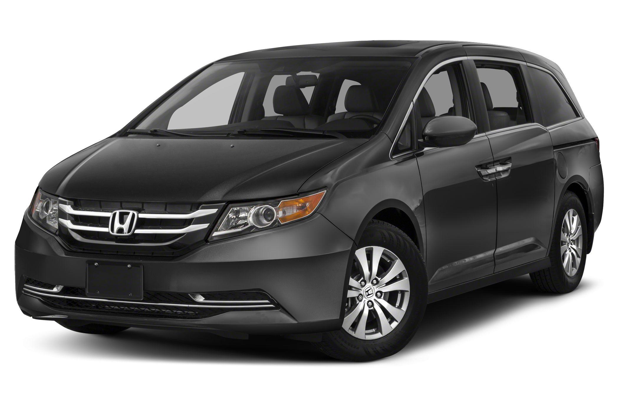 Used 2017 Honda Odyssey EX.