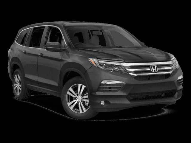 New 2017 Honda Pilot EX.