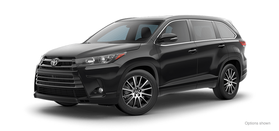 2018 Toyota Highlander vs 2017 Honda Pilot.
