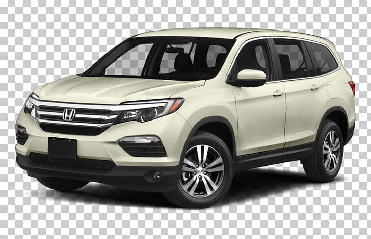 2017 Honda Pilot Honda Motor Company Car Sport Utility Vehicle PNG.