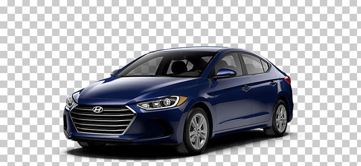 2017 Hyundai Elantra Limited Sedan Compact Car PNG, Clipart.