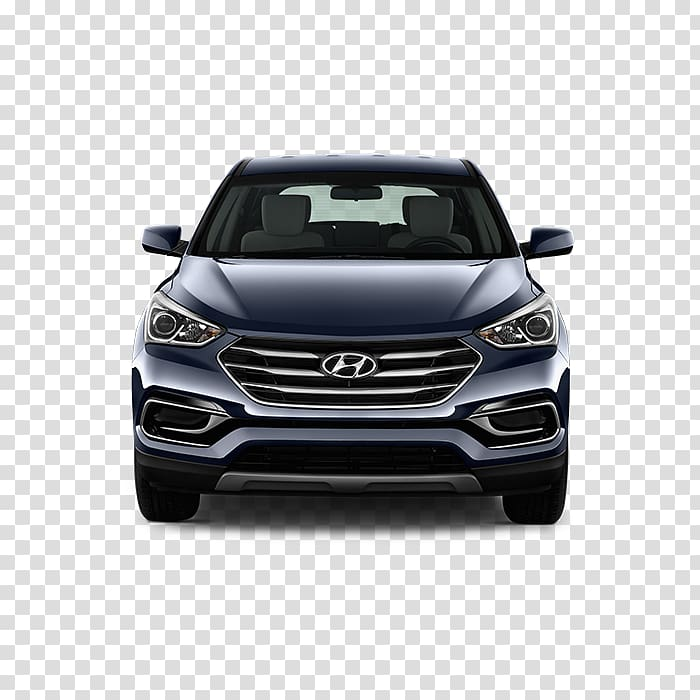 Hyundai Santa Fe Sport Car Sport utility vehicle 2017.