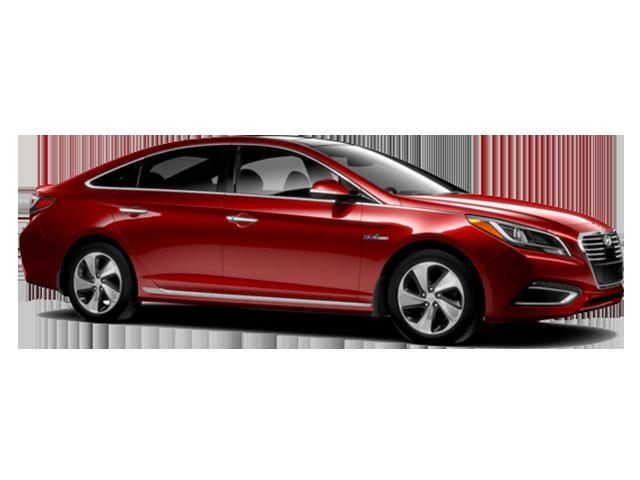 2017 Hyundai Sonata Plug.