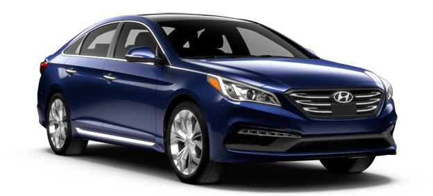 2017 Hyundai Sonata Limited 2.0T.