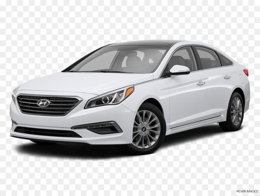 2017 Hyundai Sonata Family Car png download.