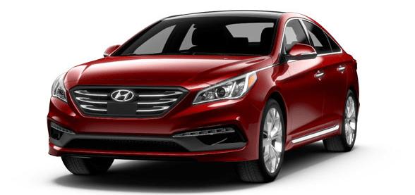 2017 Hyundai Sonata Eco.