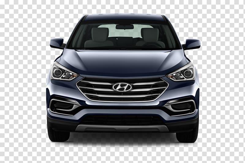 Hyundai Santa Fe Sport Car Sport utility vehicle 2018.