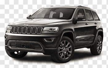 Jeep Grand Cherokee cutout PNG & clipart images.