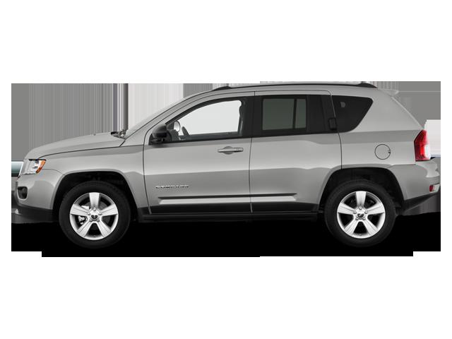 2017 Jeep Compass.