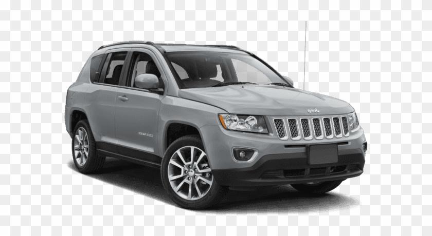 New 2017 Jeep Compass Mk.