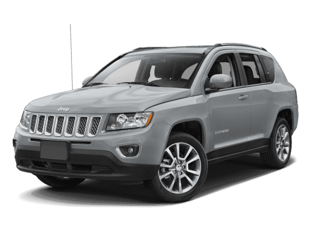 NEW 2017 JEEP COMPASS SPORT 4X4.