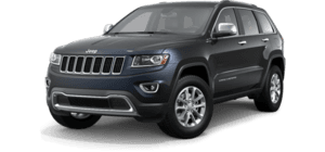 Used 2016 Jeep Grand Cherokee Limited SUV.
