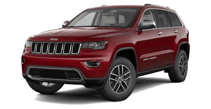 2017 Jeep Grand Cherokee Laredo vs Limited.