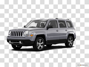 2017 Jeep Patriot transparent background PNG cliparts free.