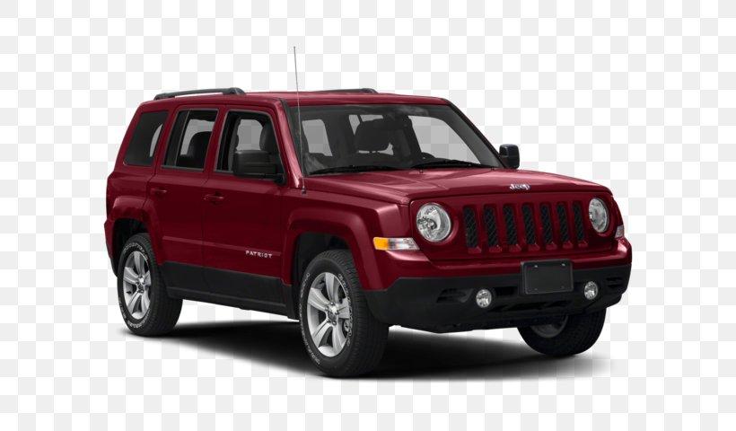2017 Jeep Patriot Chrysler Dodge Fiat Automobiles, PNG.