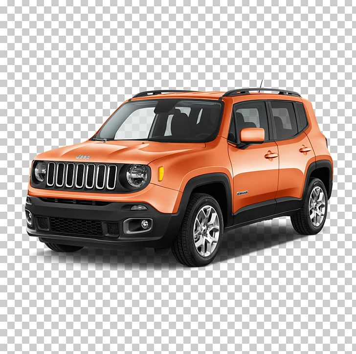 2017 Jeep Renegade Car Jeep Grand Cherokee Chrysler PNG.