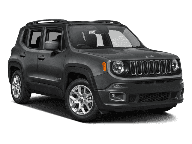 New 2017 Jeep Renegade JEEP RENEGADE LATITUDE 4X4 4WD.