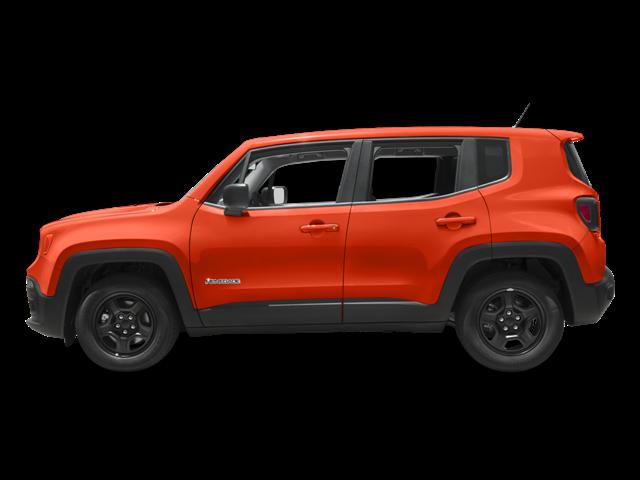 Stock# C7087 NEW 2017 Jeep Renegade.