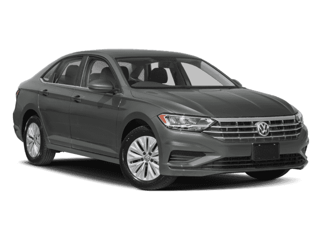 New 2019 Volkswagen Jetta S.