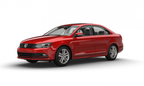2017 Volkswagen Jetta Color Options.