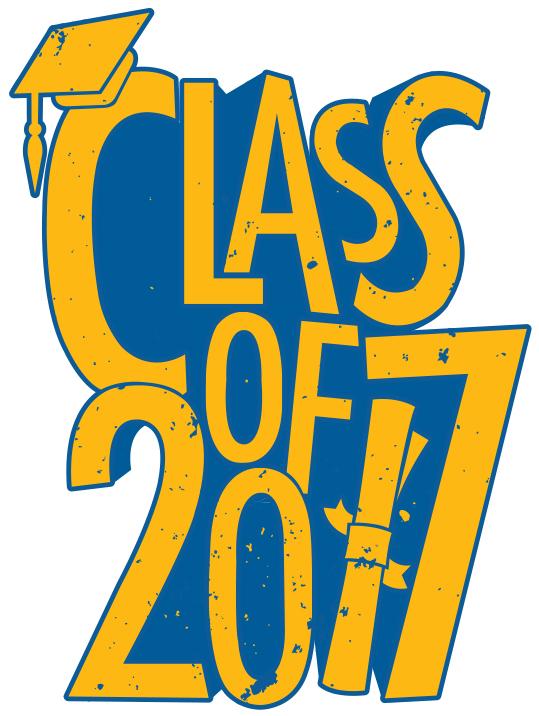 Class of 2017 Logo on Behance.