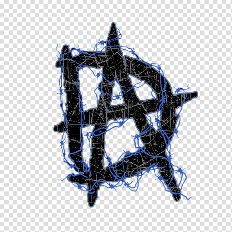 Dean Ambrose Blue TLRTA Logo transparent background PNG.