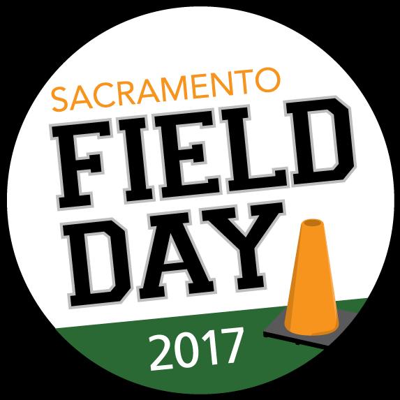 Field Day 2017 Logo Clipart.