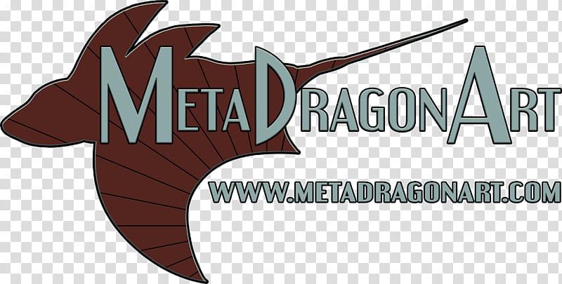 MetaDragonArt Logo transparent background PNG clipart.