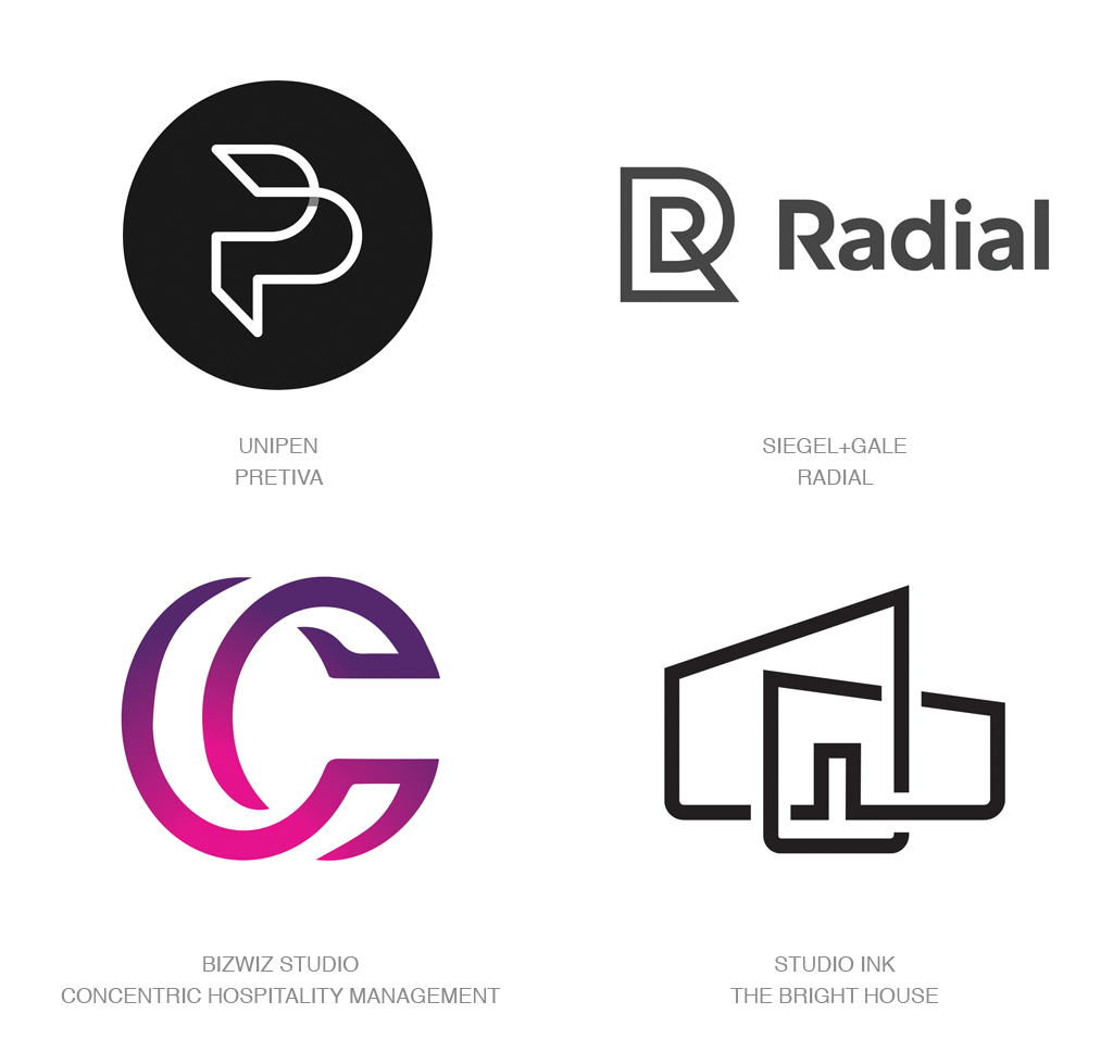 2017 Top Best Logo Designs + Trends & Inspirational Showcase.