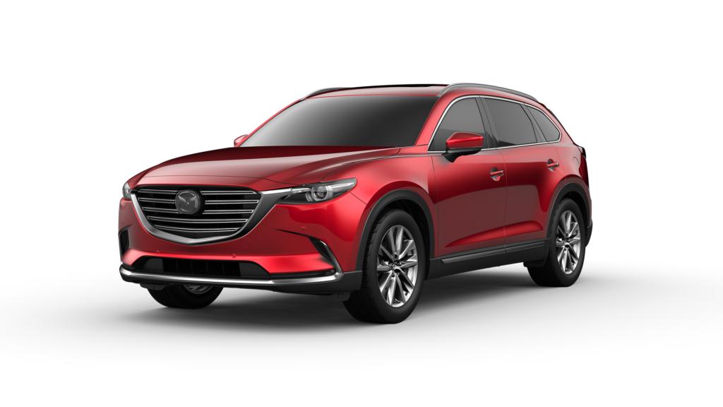 Mazda CX.