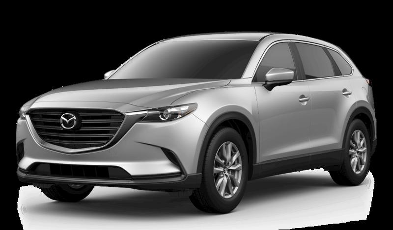The Capable New 2018 Mazda CX.