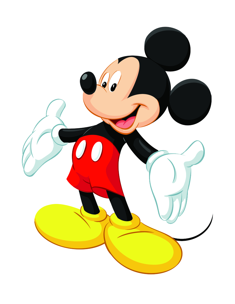 Download Mickey Mouse Transparent Background HQ PNG Image.
