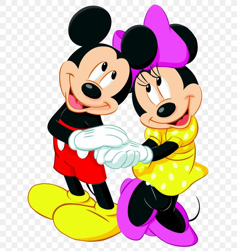 Minnie Mouse Mickey Mouse Pete Clip Art, PNG, 645x870px.