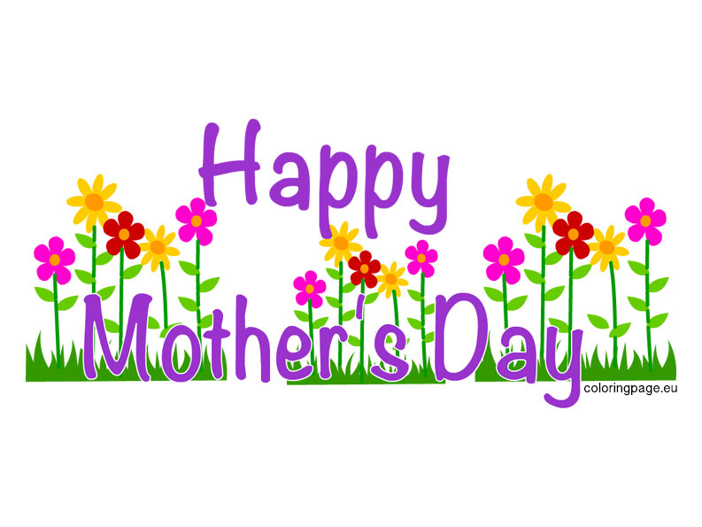 Mothers day clipart 4 » Clipart Station.