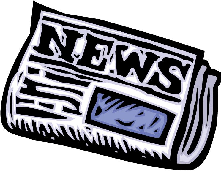 Newspaper clipart 6 3 image.