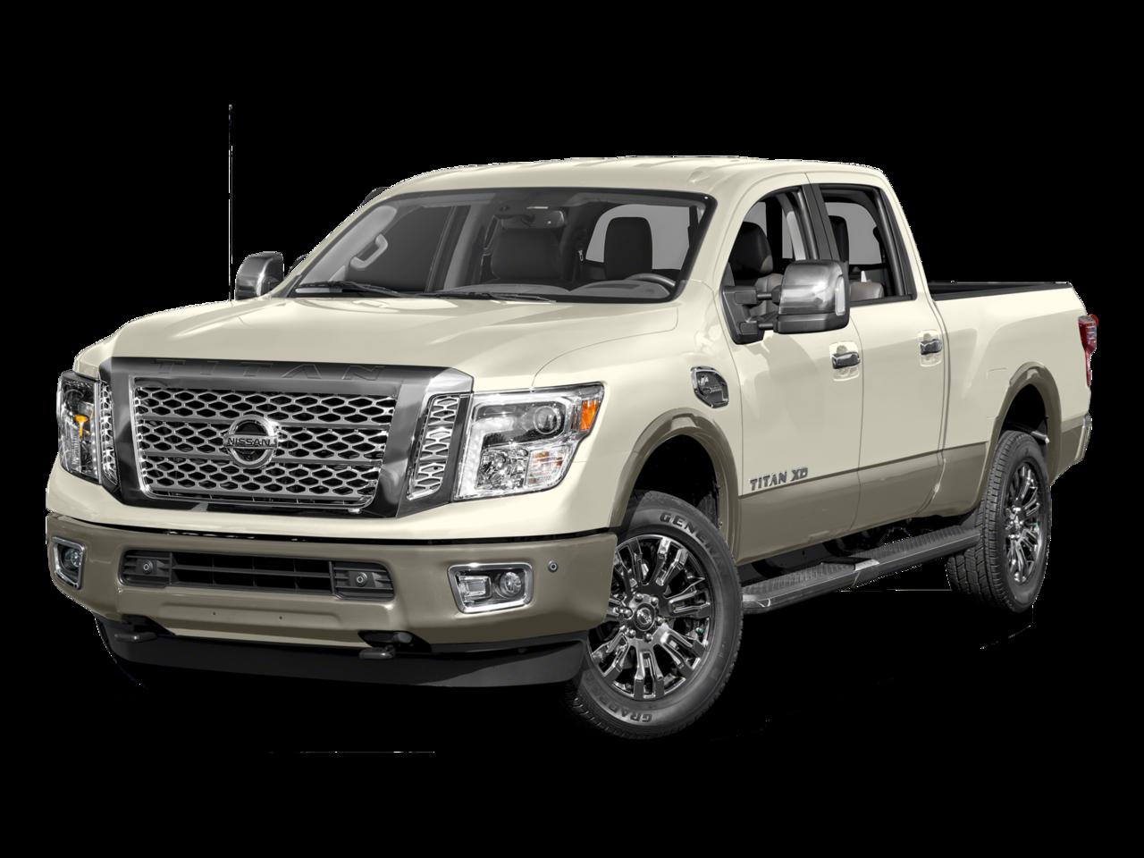 2017 Nissan Titan XD Pickup truck 2018 Nissan Titan XD.