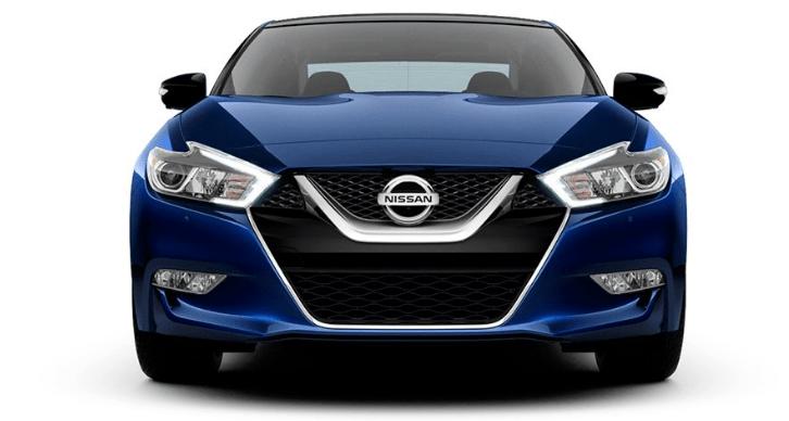 2017 Nissan Maxima SL.