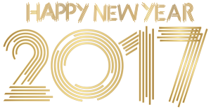 2017 New Year Png & Free 2017 New Year.png Transparent Images #9149.