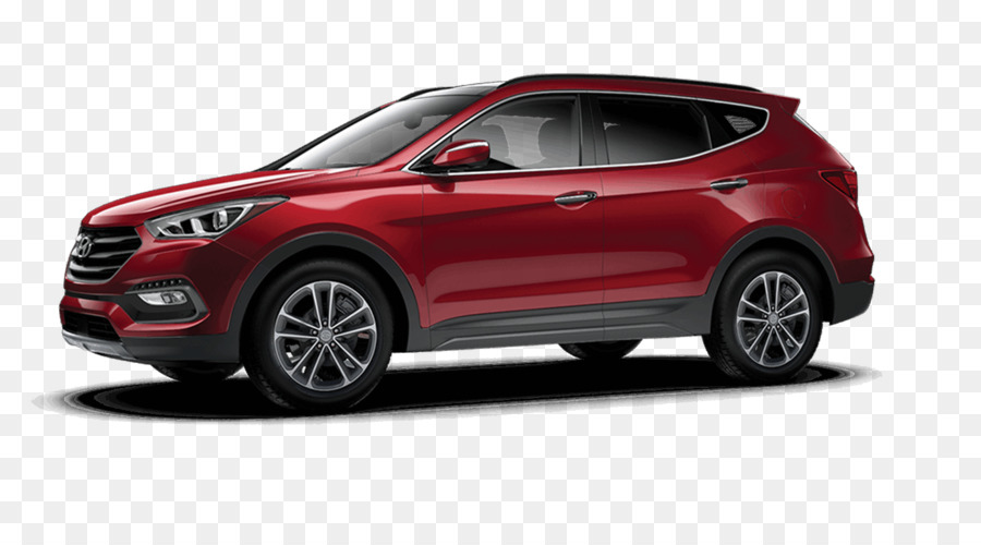 2018 Hyundai Santa Fe Sport Vehicle png download.