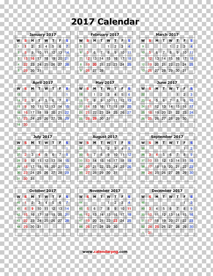 2017 six month calendar clipart clipart images gallery for.