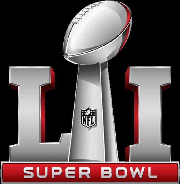 Super Bowl 51 Png Clipart.