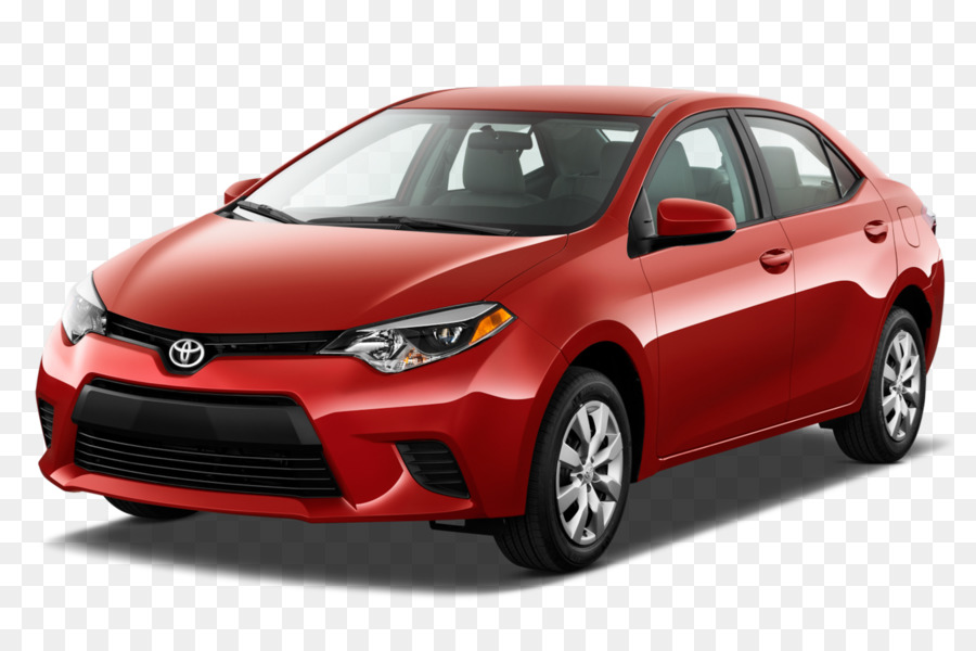 2017 Toyota Corolla Family Car png download.