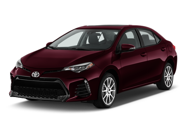 Used 2017 Toyota Corolla 50TH Anniversary Special Edition.