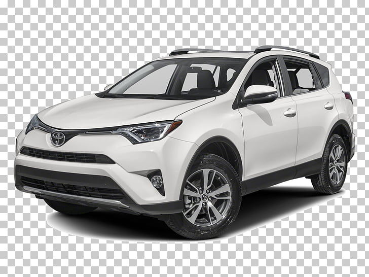 2017 Toyota RAV4 XLE Vehicle Front.