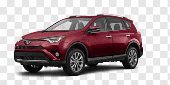 2017 Toyota Rav4 Limited cutout PNG & clipart images.