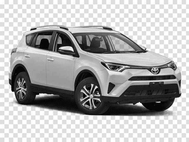Toyota RAV4 LE SUV Car Sport utility vehicle 2018 Toyota.