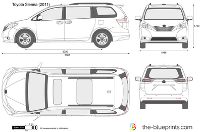 2017 toyota sienna png Transparent pictures on F.